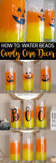 halloween baby food jar crafts best 25 candy corn crafts ideas on pinterest candy corn decor