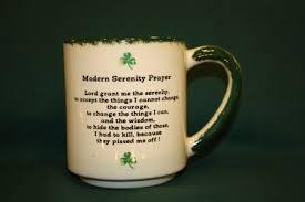 serenity prayer mug shopoutofireland