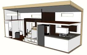 Tiny House Plans HOMe Architectural Plans - Tiny home design