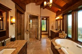 bathroom glamorous nice country rustic bathroom designs home