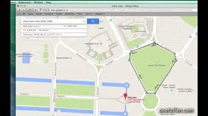 floor plan area calculator how to measure distance and area in google maps youtube