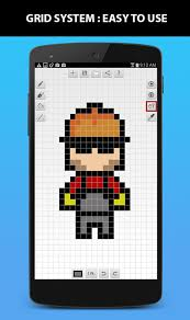 pixel art builder android apps on google play