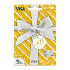 gift cards with no fees visa metallic gift card