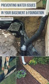 best 25 foundation drainage ideas on pinterest rainwater