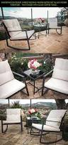 Outdoor Settee Cushions Set Of 3 Clearance Best 25 Patio Cushions Clearance Ideas On Pinterest Outdoor