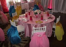 Princess Table And Chairs Event Design Company Party Rental Draping