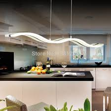 hanging ceiling lights for dining room led pendant lights modern design kitchen acrylic suspension hanging