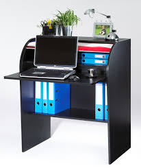 bureau informatique noir bureau informatique à rideau design noir heroes bureau bureau
