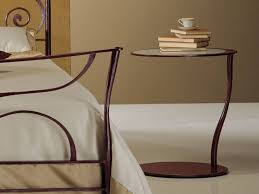 modern wrought iron nightstand u2014 new decoration strong and