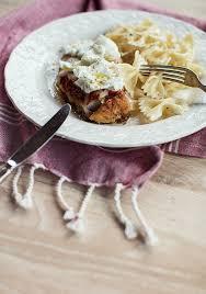 poulet cuisiné escalopes de poulet alla parmigiana recette trois fois par jour