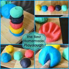 the best playdough recipe domestic