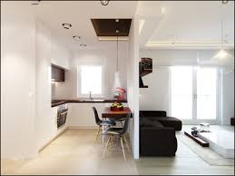 Home Design 40 40 A 40 Square Meter Flat With A Clever And Spacious Interior Décor