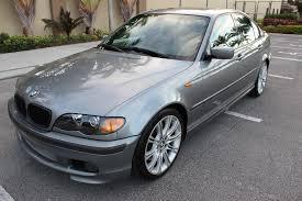 2004 bmw 330i zhp 2004 bmw 330i zhp sedan silvergrey black