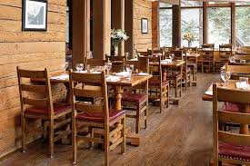 dining field canadian rocky mountain resorts
