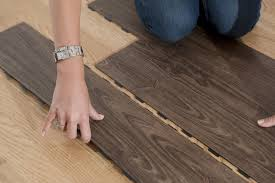 click vinyl plank flooring vs laminate