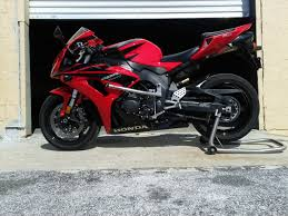 2009 cbr 600 xtreem bike works speed rails honda cbr 600rr 2009 2012