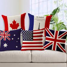uk flag cushion promotion shop for promotional uk flag cushion on