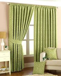 Green And Brown Curtains Curtain Curtains Green And Brown Olive Living Room Lime Light