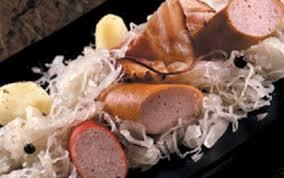 cuisiner choucroute recette choucroute d alsace 750g