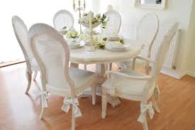shabby chic dining set best shabby chic dining table and chairs table design awesome