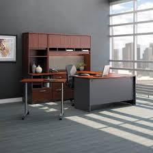 bush series a desk series c collection professional furniture bush business furniture