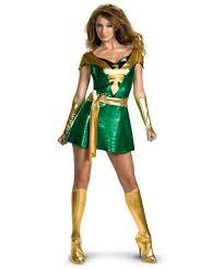 jean grey phoenix wolverine movie costume women costumes