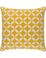 Savings on Throw Pillow Set Yellow Decorative Pillow Set