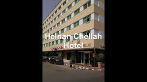 helnan chellah hotel rabat morocco youtube