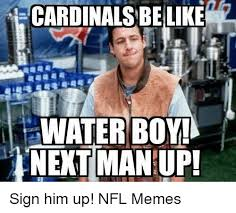 Waterboy Meme - 25 best memes about water boy water boy memes