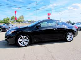 nissan altima coupe ontario used 2010 nissan altima 2 5 s coupe sunroof bluetooth certified