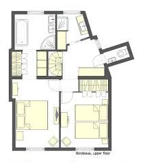 7th heaven house floor plan 2 bedroom luxury flat in paris with eiffel tower views paris perfect