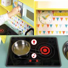 Cuisine Bois Enfant Janod by Grande Cuisine Happy Day J06564 Achat Vente Mes Premiers
