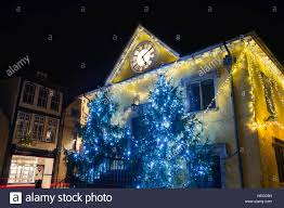 Real Christmas Trees Ipswich Christmas Lights House Uk Stock Photos U0026 Christmas Lights House Uk