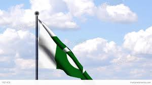 Pakistan Flag Picture Animated Flag Of Pakistan Stock Animation 1921459