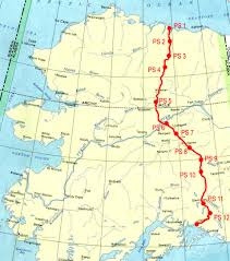 A Map Of Alaska by Alaska Avalanche Pipeline Hazards U2013 How I See It
