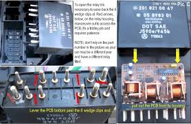 n10 relay soldering repair wiper indicators u0026 hazards rear