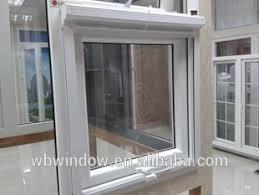 Awning Netting Pvc Upvc Awning Window With Folding Roll Up Mosquito Net Buy