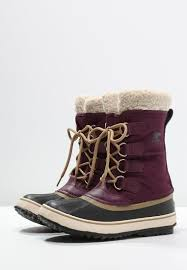 womens boots purple sorel s cheyanne lace boot us sorel boots winter carnival