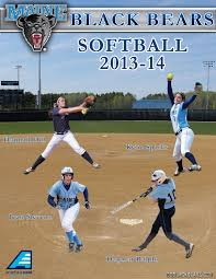 2014 university of maine softball media guide by university of