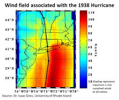 Uri Campus Map Nws Boston The Great Hurricane Of 1938