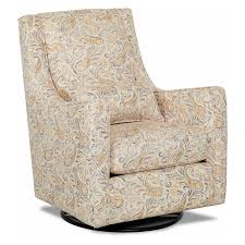 Klaussner Furniture Quality Nursery Classics By Klaussner Landis Swivel Glider Rocker Hayneedle