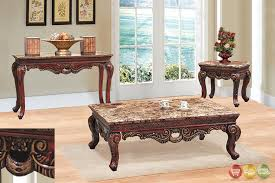 3 piece end table set 33 marble end tables living room 3 piece coffee and end table set