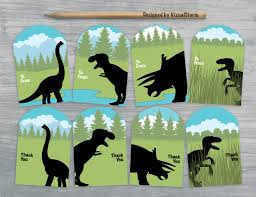 dinosaur party favors dinosaur party favor tags printable dinosaurs gift tags thank you