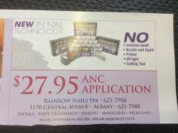rainbow nail spa home facebook