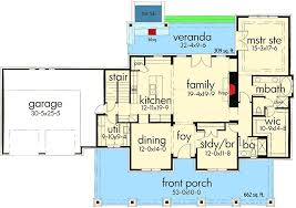 farmhouse plan rockin farmhouse with bonus room 16889wg architectural