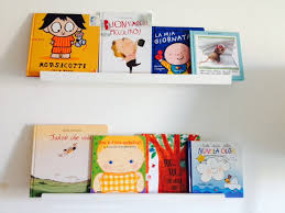 mensole per bambini librerie per bambini do it yourself gallinevolanti