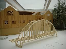 wooden bridge plans balsa bridge design pdf building and woods