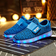 size 5 light up shoes 9 5 13size 2017 new fashion light up shoes for children glowing