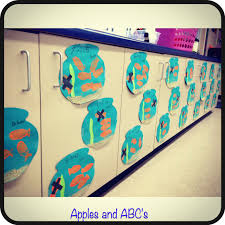 open house in kindergarten apples and abc s for our farm unit we studied cows and pigs and made this cute craftivity
