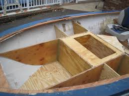 jon boat floor plans metal studs for casting deck page 1 iboats boating forums 605094
